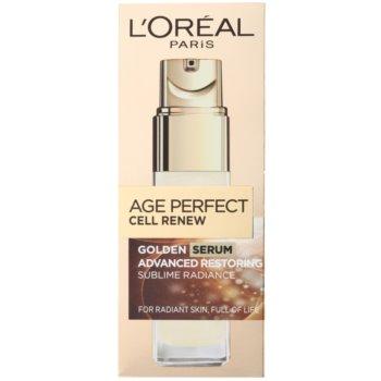 L'Oréal Paris Age Perfect Cell Renew ser pentru ten matur 2