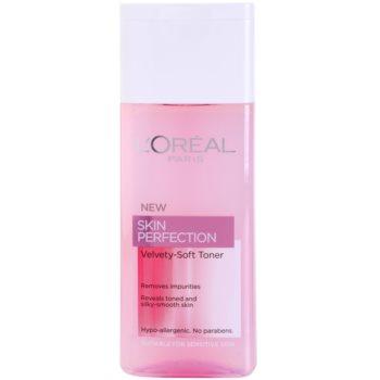 L'Oréal Paris Triple Active зволожуючий тонік для сухої шкіри