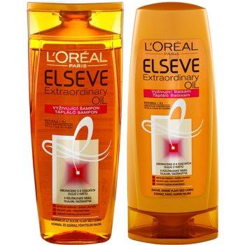 L'Oréal Paris Elseve Extraordinary Oil coffret II.
