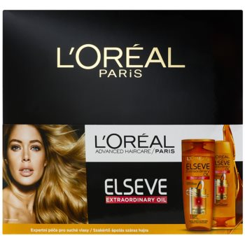 L'Oréal Paris Elseve Extraordinary Oil coffret II. 1