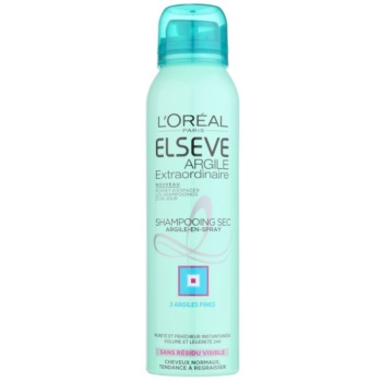 L'Oréal Paris Elseve Extraordinary Clay сухий шампунь для жирного волосся
