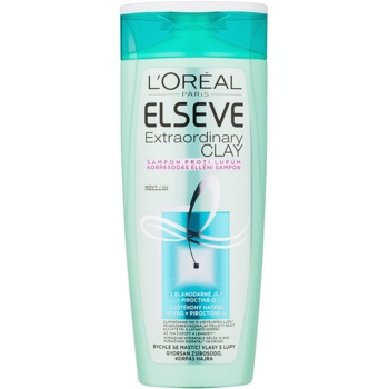 LOréal Paris Elseve Extraordinary Clay sampon anti-matreata