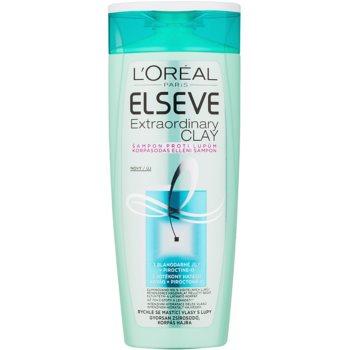 L'Oréal Paris Elseve Extraordinary Clay sampon anti-matreata
