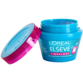 L'Oréal Paris Elseve Fibralogy máscara para densidade de cabelo 1