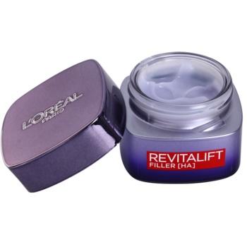 L'Oréal Paris Revitalift Filler попълващ нощен крем анти стареене 1