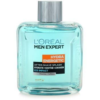 L'Oréal Paris Men Expert Hydra Energetic voda po holení Ice Impact 100 ml