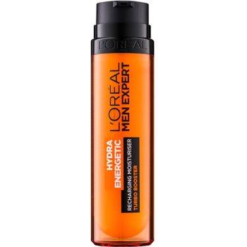 L'Oréal Paris Men Expert Hydra Energetic hydratační emulze pro všechny typy pleti 50 ml