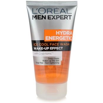 L'Oréal Paris Men Expert Hydra Energetic čisticí gel pro všechny typy pleti 150 ml
