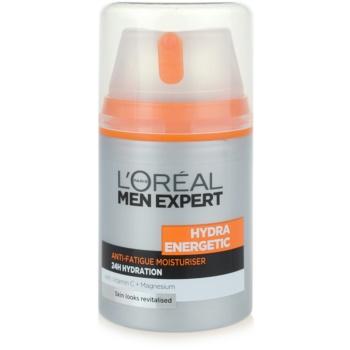 LOréal Paris Men Expert Hydra Energetic crema hidratanta semne de oboseala