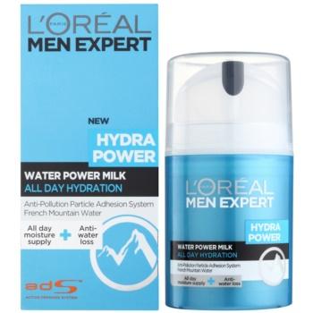 L'Oréal Paris Men Expert Hydra Power erfrischende und feuchtigkeitsspendende lotion für das Gesicht 1