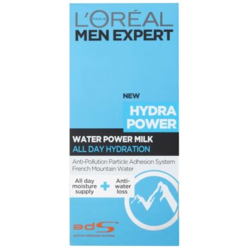 L'Oréal Paris Men Expert Hydra Power erfrischende und feuchtigkeitsspendende lotion für das Gesicht 2