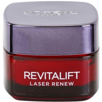 L'Oréal Paris Revitalift Laser Renew crema de zi anti-imbatranire