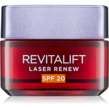 L'Oréal Paris Revitalift Laser Renew crema de zi anti-rid SPF 20  50 ml