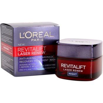 L'Oréal Paris Revitalift Laser Renew нощен крем  против стареене на кожата 1