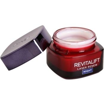 L'Oréal Paris Revitalift Laser Renew нощен крем  против стареене на кожата 2