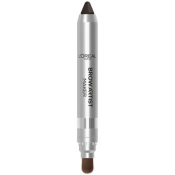 Fotografie L'Oréal Paris Brow Artist Maker tužka na obočí odstín 04 Dark Brunette