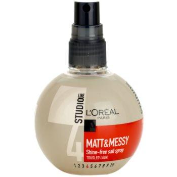 L'Oréal Paris Studio Line Matt & Messy солен спрей за плажен ефект 1