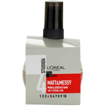 L'Oréal Paris Studio Line Matt & Messy солен спрей за плажен ефект 2