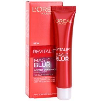 L'Oréal Paris Revitalift Magic Blur изглаждащ крем против бръчки 1