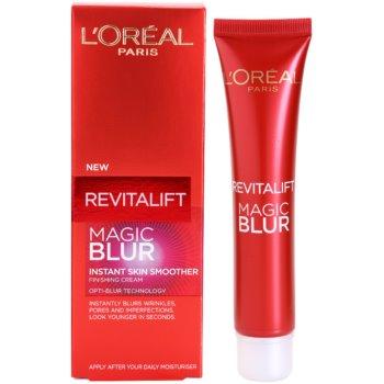 L'Oréal Paris Revitalift Magic Blur изглаждащ крем против бръчки 2