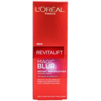 L'Oréal Paris Revitalift Magic Blur изглаждащ крем против бръчки 3