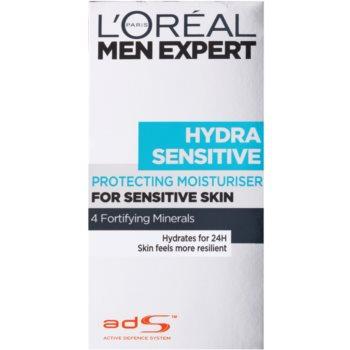 L'Oréal Paris Men Expert Hydra Sensitive хидратиращ крем  за чувствителна кожа на лицето 2