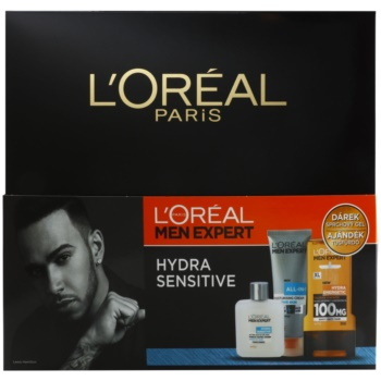 L'Oréal Paris Men Expert Hydra Sensitive косметичний набір I. 2
