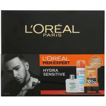 L'Oréal Paris Men Expert Hydra Sensitive Kosmetik-Set  II. 1