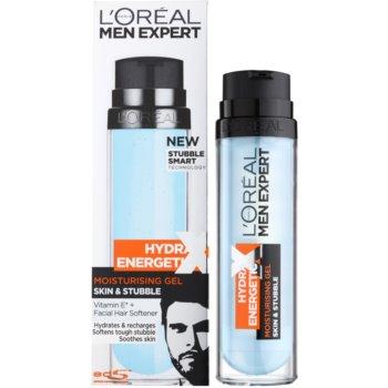 L'Oréal Paris Men Expert Hydra Energetic X vlažilni gel za obraz in brado 1