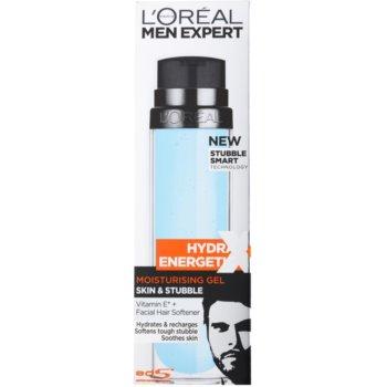L'Oréal Paris Men Expert Hydra Energetic X vlažilni gel za obraz in brado 2