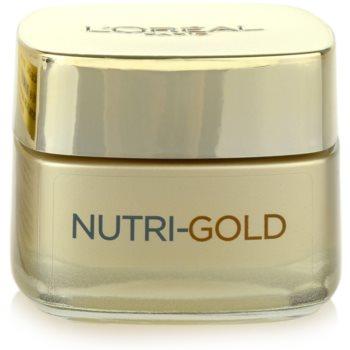 L'Oréal Paris Nutri-Gold cremă facială de zi, intens nutritivă