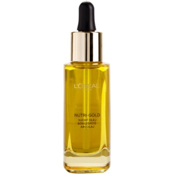 LOréal Paris Nutri-Gold Ulei facial cu 8 tipuri de uleiuri esentiale