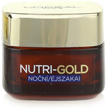 LOréal Paris Nutri-Gold crema de noapte