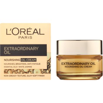 L'Oréal Paris Extraordinary Oil creme com óleo nutritivo contra marcas de cansaco 1