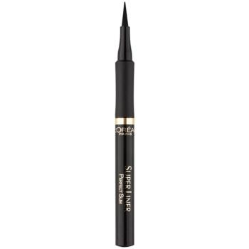 L'Oréal Paris Super Liner Perfect Slim creion pentru conturul ochilor culoare Intense Black 7 g