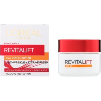 L'Oréal Paris Revitalift дневен крем против бръчки SPF 30 1