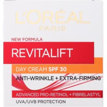 L'Oréal Paris Revitalift дневен крем против бръчки SPF 30 2