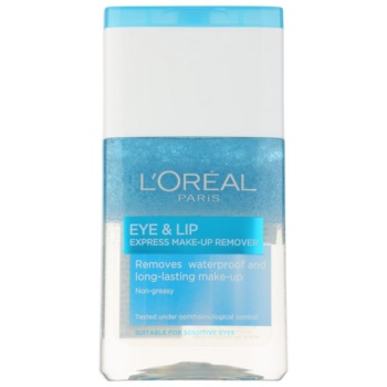 L'Oréal Paris Skin Perfection demachiant in doua faze zona ochilor si a buzelor
