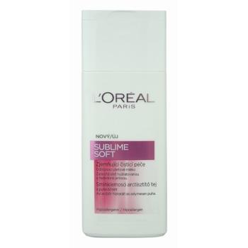 L'Oréal Paris Sublime Soft mleko za odstranjevanje ličil