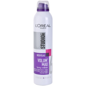 L'Oréal Paris Studio Line Volum´ Max fixativ pentru volum  300 ml