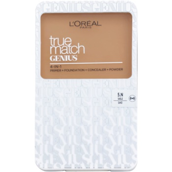 LOréal Paris True Match Genius make-up compact 4 in 1