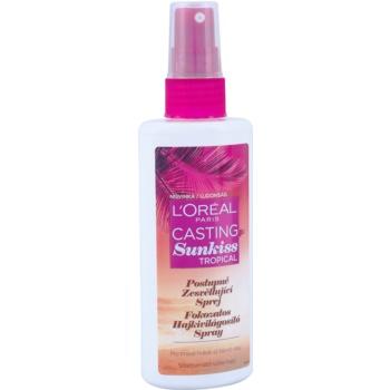 LOréal Paris Casting Sunkiss Tropical spray pentru eschiderea naturala a parului