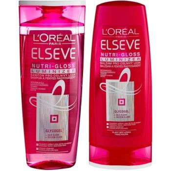 L'Oréal Paris Elseve Nutri-Gloss Luminizer kozmetični set I.