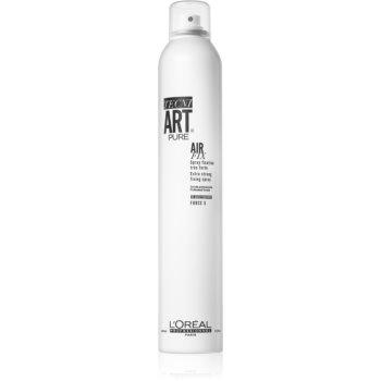 L'Oréal Professionnel Tecni.Art Air Fix Pure spray pentru pãr cu fixare foarte puternica imagine produs