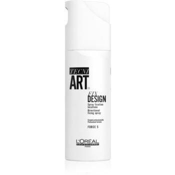 L'Oréal Professionnel Tecni.Art Fix Design spray pentru pãr pentru fixare ?i formã imagine produs