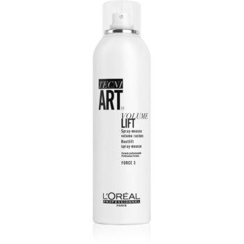 L'Oréal Professionnel Tecni.Art Volume Lift spumă de păr volum de la radacini