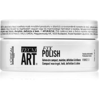 L'Oréal Professionnel Tecni.Art Fix Polish ceara gel pentru pãr imagine produs