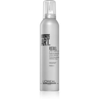 L'Oréal Professionnel Tecni.Art Rebel Push-up pěna pro objem vlasů 250 ml