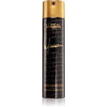 L'Oréal Professionnel Infinium spray de pãr profesional, cu fixare foarte puternicã imagine produs