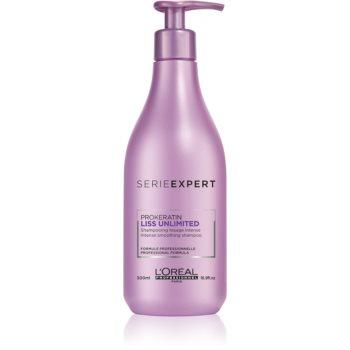 L'Oréal Professionnel Série Expert Liss Unlimited şampon de netezire pentru par indisciplinat  500 ml